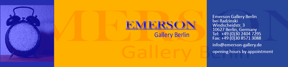 Emerson Gallery Berlin